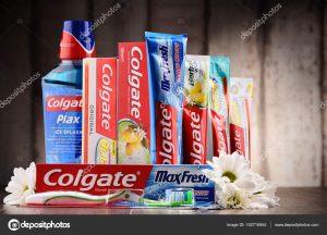 colgate stack