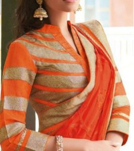 Celebrity's Choice Blouse Designs Stylish