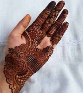 Trending Latest Modern Mehndi Designs