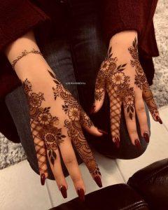 Trending Modern Mehndi Designs