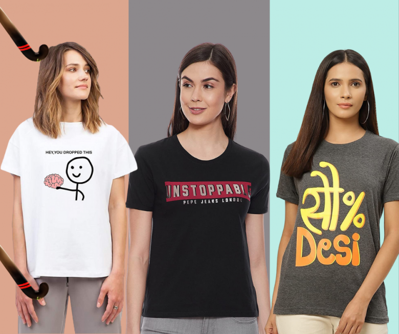 Curated Women Tees