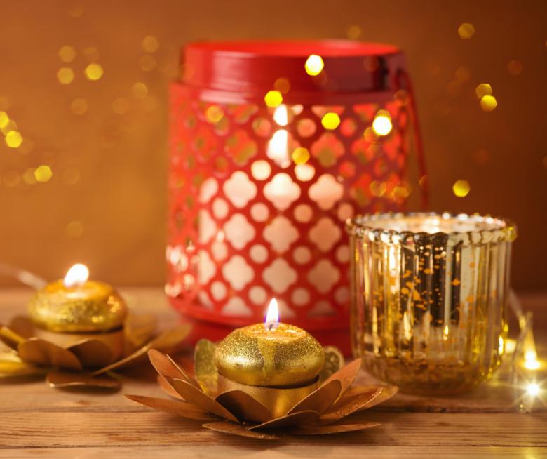 Diwali Decor Ideas Home