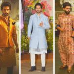Mens Diwali Wear