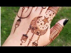 New Modern Mehndi Designs