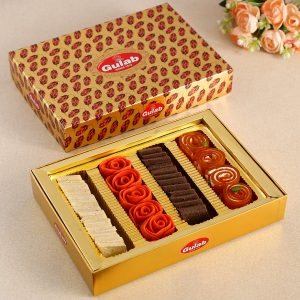 assorted special sweets box