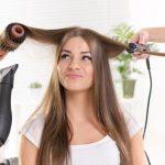 Hair Brush Straighteners e